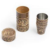 Посуда handmade. Livemaster - original item A set of stacks in box