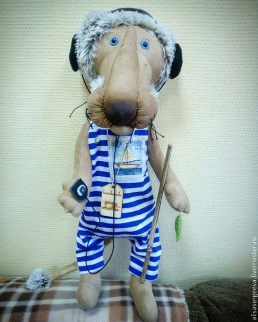 Ароматизированные куклы ручной работы. Ярмарка Мастеров - ручная работа. Купить Лев Бонифация (старичок))). Handmade. Комбинированный, левбонифаций, полиэстер