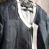Одежда ручной работы. Ярмарка Мастеров - ручная работа Летнее пальто 2108 Немного гранжа. Handmade.
