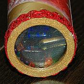 Сувениры и подарки ручной работы. Ярмарка Мастеров - ручная работа Калейдоскоп Новогодние шары. Handmade.