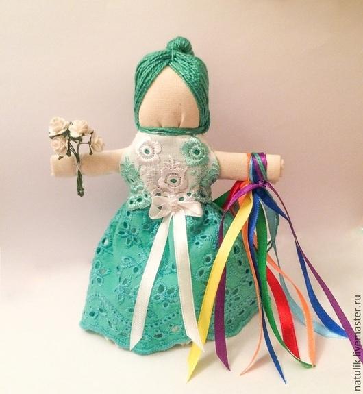 Кукла Желанница (готовая работа)