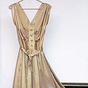 Одежда handmade. Livemaster - original item Cartelline dress in the style of 50`s
