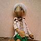 Ароматизированные куклы ручной работы. Артур - добрый эльф - путешественник. Алиса Ковальчук (alistoys). Ярмарка Мастеров. Мальчик, натуральные материалы