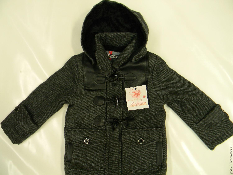 Coat-duffle coat for boy, Coats, Yeisk,  Фото №1