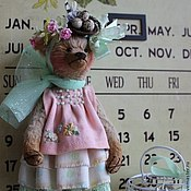 Куклы и игрушки ручной работы. Ярмарка Мастеров - ручная работа Michelle. Handmade.