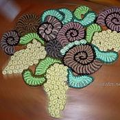 Для дома и интерьера ручной работы. Ярмарка Мастеров - ручная работа Эльфийский прикроватный коврик. Handmade.