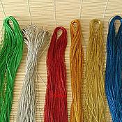 Материалы для творчества ручной работы. Ярмарка Мастеров - ручная работа Шнур декоративный Т28, 5 цветов. Handmade.