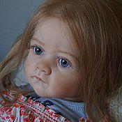 Куклы и игрушки ручной работы. Ярмарка Мастеров - ручная работа реборн Катина( молд Фрида). Handmade.