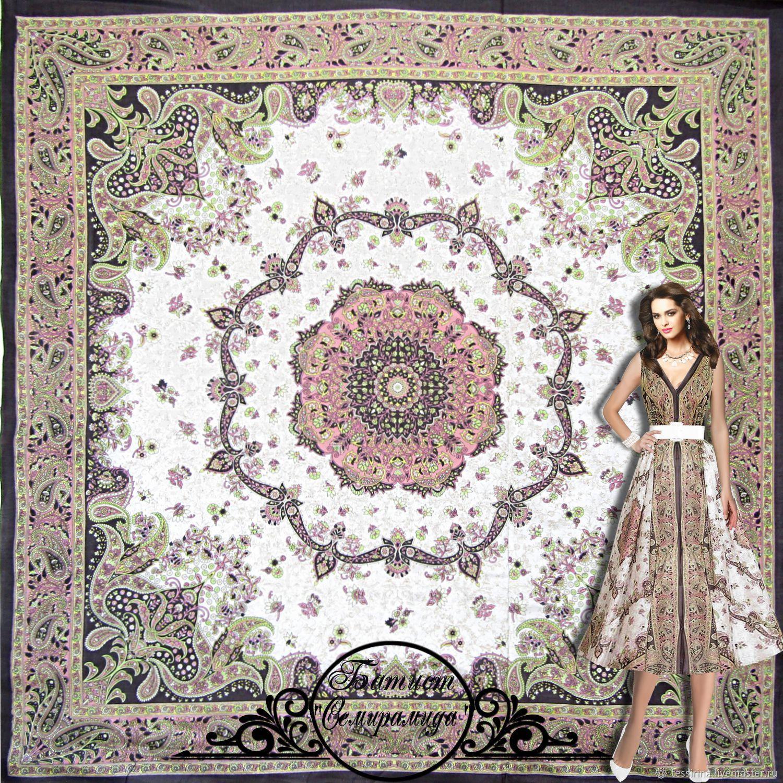 """Батист ETRO """"Семирамида"""" итальянские ткани, Fabric, Sochi,  Фото №1"""