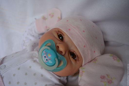 Куклы-младенцы и reborn ручной работы. Ярмарка Мастеров - ручная работа. Купить Кукла реборн Ванда-2. Handmade. Бежевый