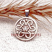 Фен-шуй и эзотерика handmade. Livemaster - original item Guardian Wheel of Life, charms charms in bronze. Handmade.