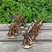 Куклы и игрушки handmade. Livemaster - original item Play set: Elves. Handmade.