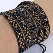 Украшения handmade. Livemaster - original item Bracelet, Chan Lou The Mascot. Bracelet winding. Chan Luu. Handmade.