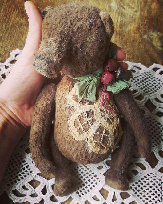 Мишки Тедди ручной работы. Ярмарка Мастеров - ручная работа. Купить Малыш. Handmade. Коричневый, мишка ручной работы