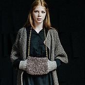 Аксессуары handmade. Livemaster - original item The clutch is hand-knit. Handmade.