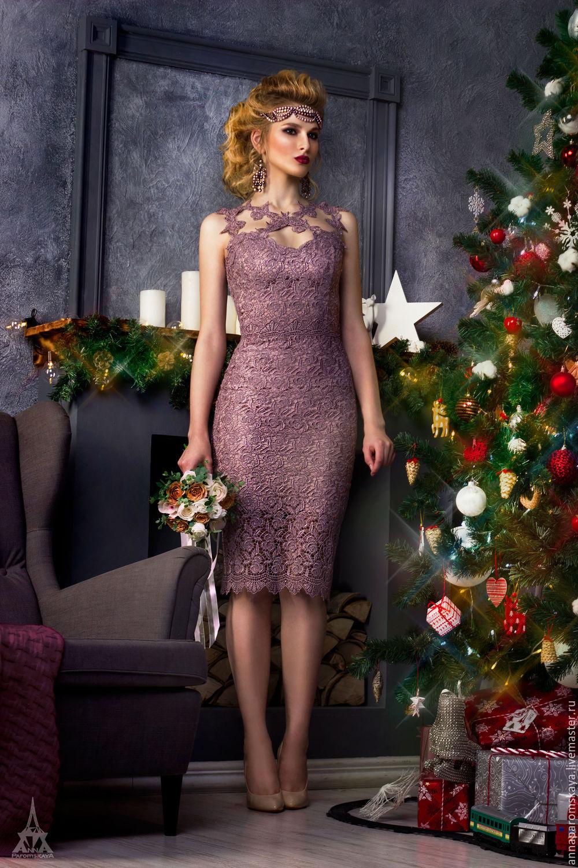 Украшения для вечернего платья
