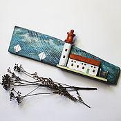 Для дома и интерьера handmade. Livemaster - original item Towel holder, Housekeeper, Jewelry Hanger. Handmade.