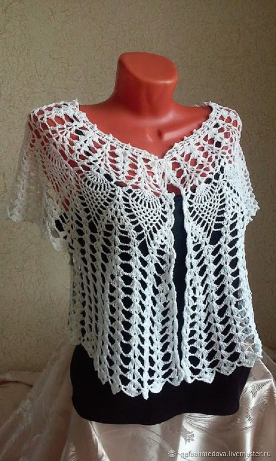 openwork Bolero,Bolero, handmade,summer Bolero,womens cardigan, lace jacket, Bolero crochet, knitting to order, dressy Bolero jacket, a beautiful blouse, gift