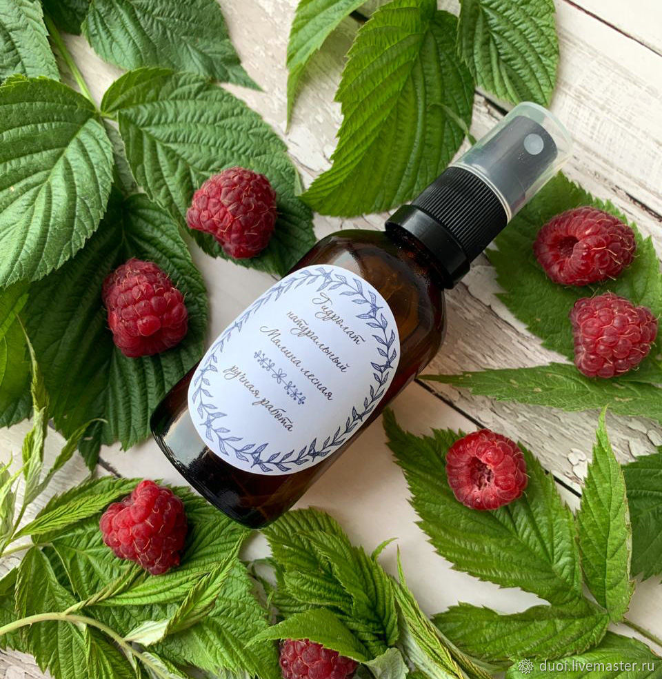 Wild raspberries, natural Raspberry forest, Tonics, Moscow,  Фото №1