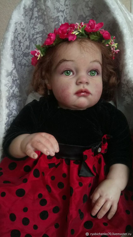 Татьяна, Куклы Reborn, Хабаровск,  Фото №1