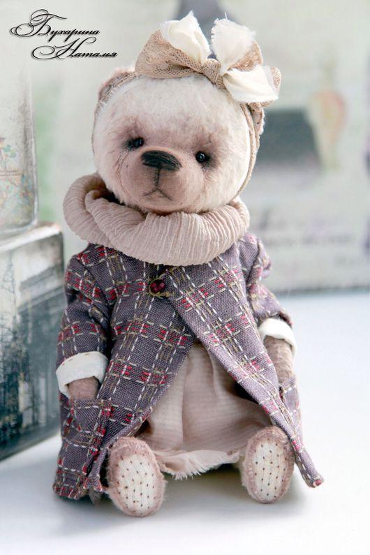 Мишки Тедди ручной работы. Ярмарка Мастеров - ручная работа. Купить Мишка Тедди Светик. Handmade. Мишка, мишки тедди