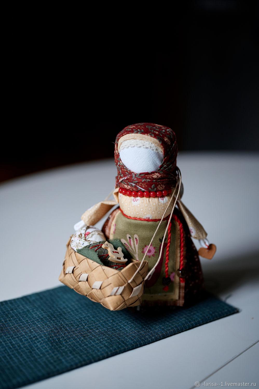 Народная кукла Мамушка, Народная кукла, Обухово,  Фото №1