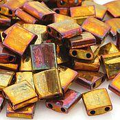 Материалы для творчества ручной работы. Ярмарка Мастеров - ручная работа Миюки ТИЛА 462 opaque metallic rainbow golden 10гр. Handmade.