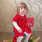Работы для детей, handmade. Livemaster - original item Children`s jacket knitted punky. Handmade.