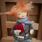 Куклы и игрушки ручной работы. Ярмарка Мастеров - ручная работа Кузенька. Handmade.