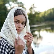 handmade. Livemaster - original item Snudy: Snood scarf knitted in 2 turns. Handmade.