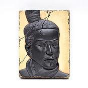 Для дома и интерьера handmade. Livemaster - original item Panels of concrete, the Chinese Warrior gift man on February 23. Handmade.