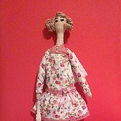 Куклы и игрушки ручной работы. Ярмарка Мастеров - ручная работа тильды. Handmade.