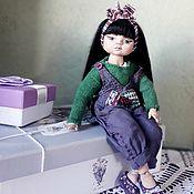 Куклы и игрушки handmade. Livemaster - original item boudoir doll: Handmade doll Interior doll Hinge doll. Handmade.