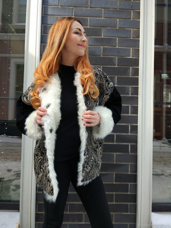 """Куртка на меху """"Жакард 2"""", Куртки, Ростов-на-Дону, Фото №1"""