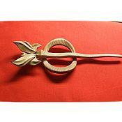 Украшения handmade. Livemaster - original item Women`s wooden pin BUTTERFLY. Handmade.
