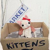Куклы и игрушки ручной работы. Ярмарка Мастеров - ручная работа ONLY KINGS cat 375. Handmade.