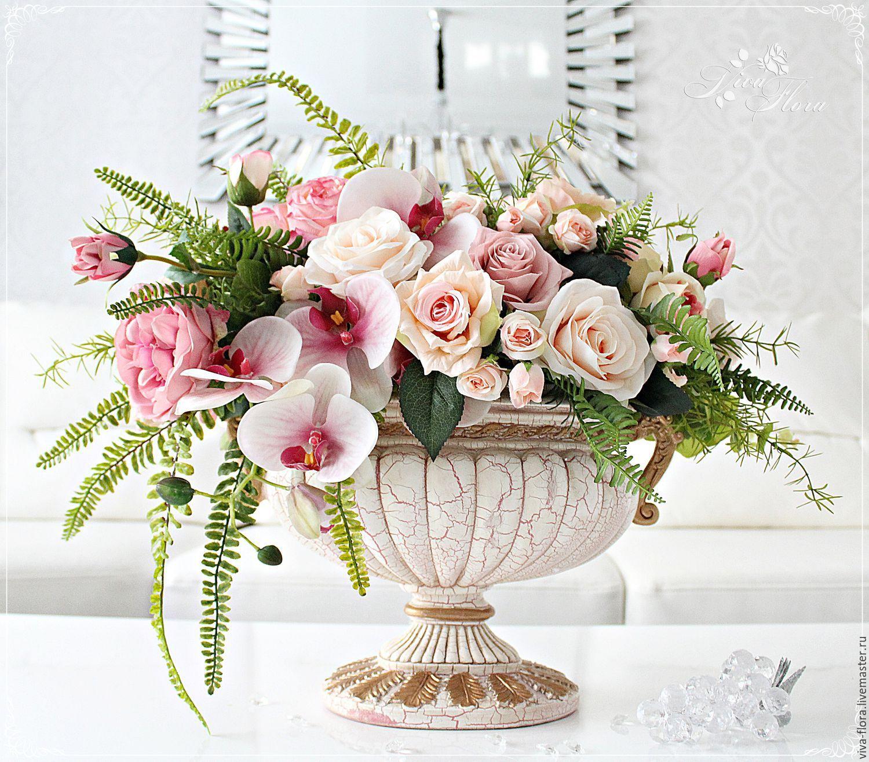 букет цветов картинки в вазе