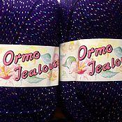 Материалы для творчества ручной работы. Ярмарка Мастеров - ручная работа Люрекс+акрил Orlana GmbH из Германии. Handmade.