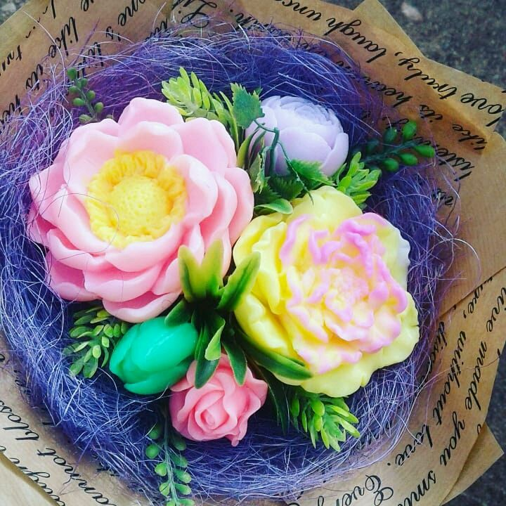 Букет цветов, Букеты, Санкт-Петербург, Фото №1