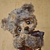 Куклы и игрушки ручной работы. Ярмарка Мастеров - ручная работа Мишка Тедди Деня. Handmade.