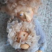 Куклы и игрушки ручной работы. Ярмарка Мастеров - ручная работа Милуша. Handmade.