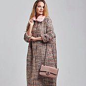 """Одежда ручной работы. Ярмарка Мастеров - ручная работа Пальто """"pink dream"""". Handmade."""