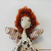 Куклы и игрушки ручной работы. Ярмарка Мастеров - ручная работа Фейка-Швейка Рыжик. Handmade.