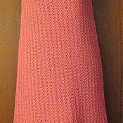 """Одежда ручной работы. Ярмарка Мастеров - ручная работа Вязаный сарафан """"Утренняя заря"""". Handmade."""