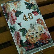 Для дома и интерьера ручной работы. Ярмарка Мастеров - ручная работа Почтовый ящик цветочный. Handmade.