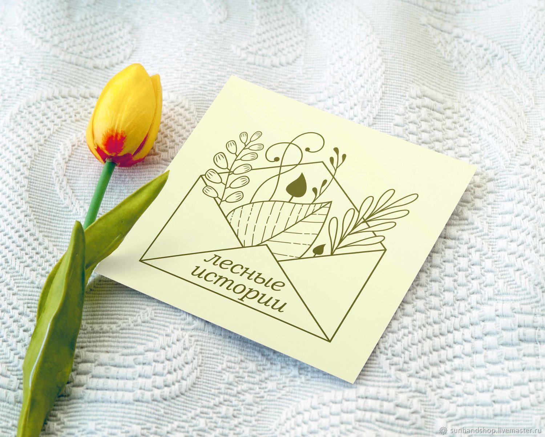 Готовый логотип, лесные истории, Дизайн, Санкт-Петербург, Фото №1
