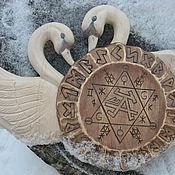 Фен-шуй и эзотерика handmade. Livemaster - original item Swan fidelity. Handmade.