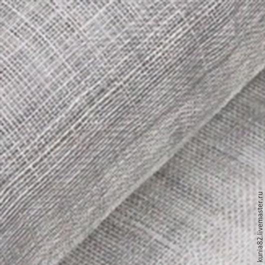 Синамей  для изготовления шляп цвет СВЕТЛО-СЕРЫЙ полуфабрикат для изготовления шляп и головных уборов. Анна Андриенко. Ярмарка Мастеров.