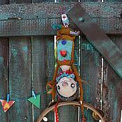 Куклы и игрушки ручной работы. Ярмарка Мастеров - ручная работа Монстрозайка акробат. Handmade.