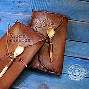 Канцелярские товары handmade. Livemaster - original item Recipe book. Handmade.